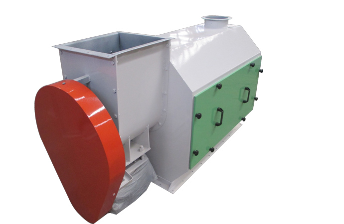 Pulverized Cleaner Machine Animal Feed Production Line sale