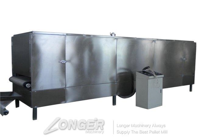 pet food roasting machine