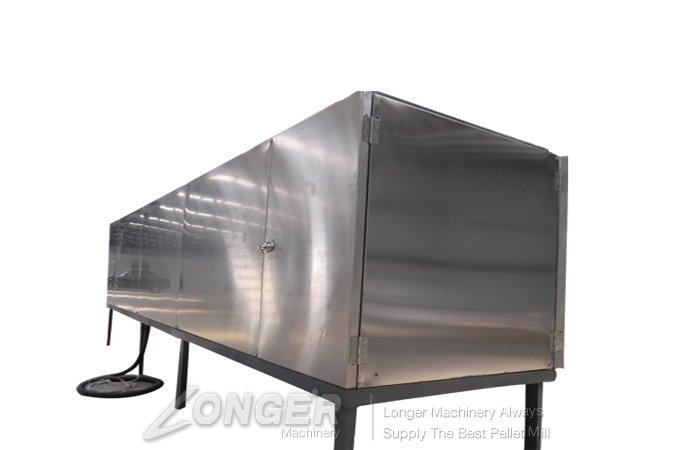 pellet roasting machine