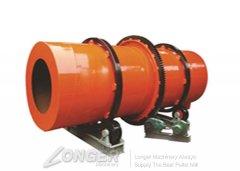 Rotor Drum Granulating Machine