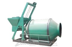 BB fertilizer mixer machine