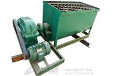 Single Axis Horizontal Mixer Machine