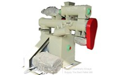 Wood Pellet Manufacturing Machinery