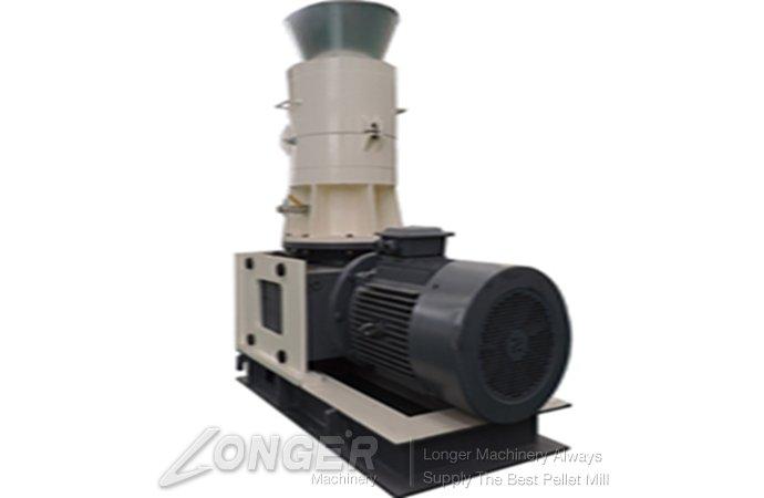 Multi-functional Flat-Die Pellet Mill LGM3-350