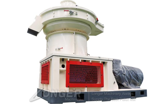 High Capacity Biomass Wood Pellet Mill LG-850