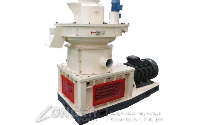 Rice Husk Pellet Mill LG-850