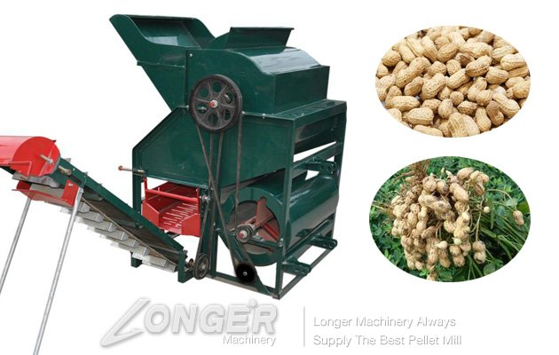 High Quality Peanut Picker