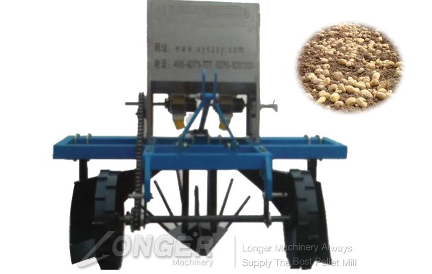 Multi-function Potato Harvesting Machine
