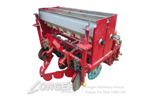 Wheat Fertilizing and Sowing Machine