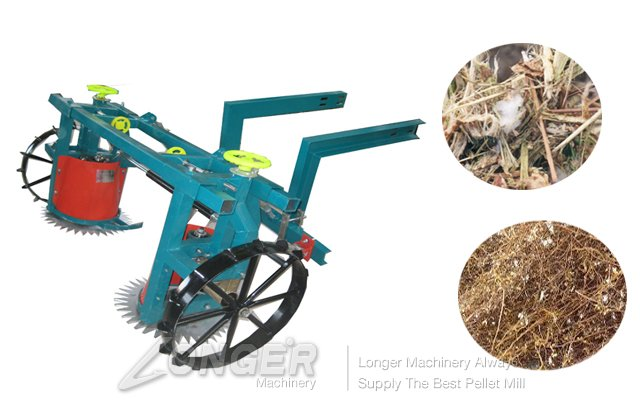 Cotton Stalk Puller