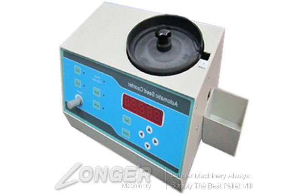 Digital Seed Counting Machine