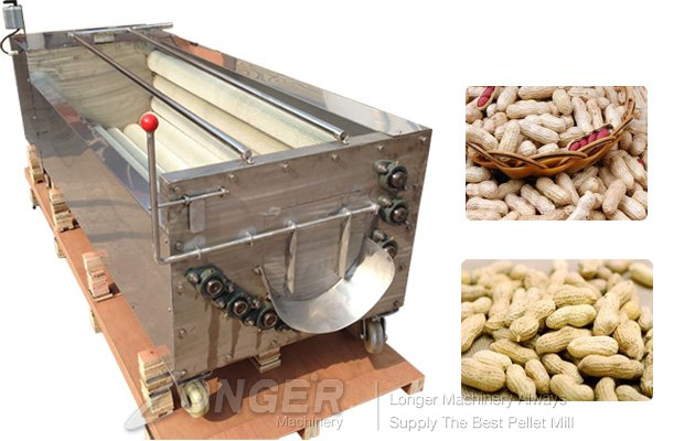 peanut washing machine