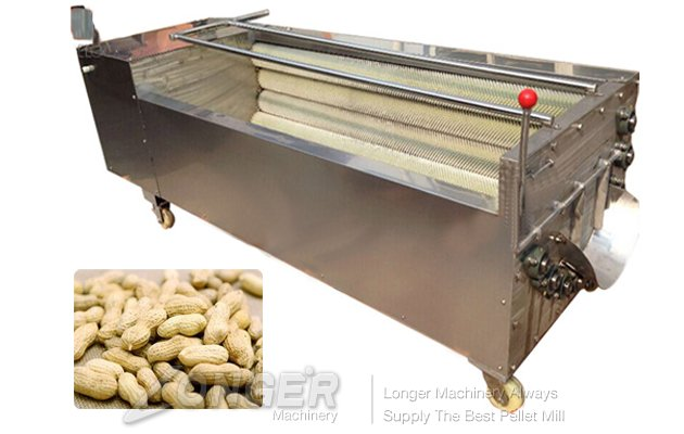 peanut washer machine