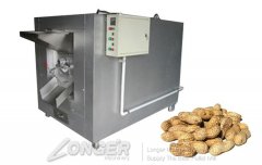 Multi-purposes Peanut Drum Roasting Machine
