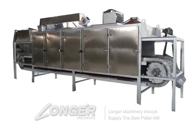 Multi-functional Continuous Nut Roasting Machine