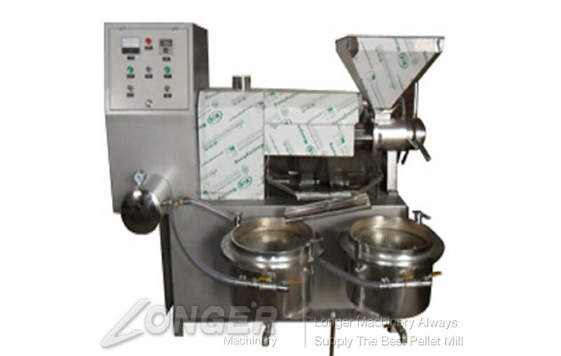 Automatic Oil Press Machine