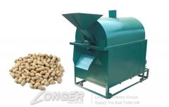 Small Capacity Nut Roasting Machine
