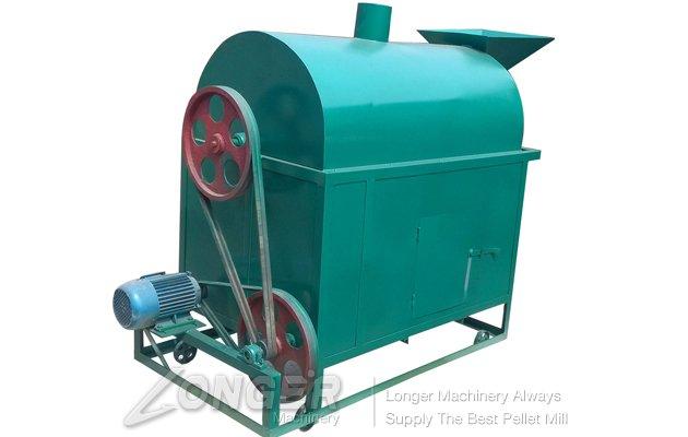 Small Capacity Nut Roasting Machine