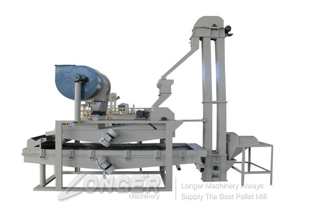 2017 New Industrial Pumpkin Shelling Machine