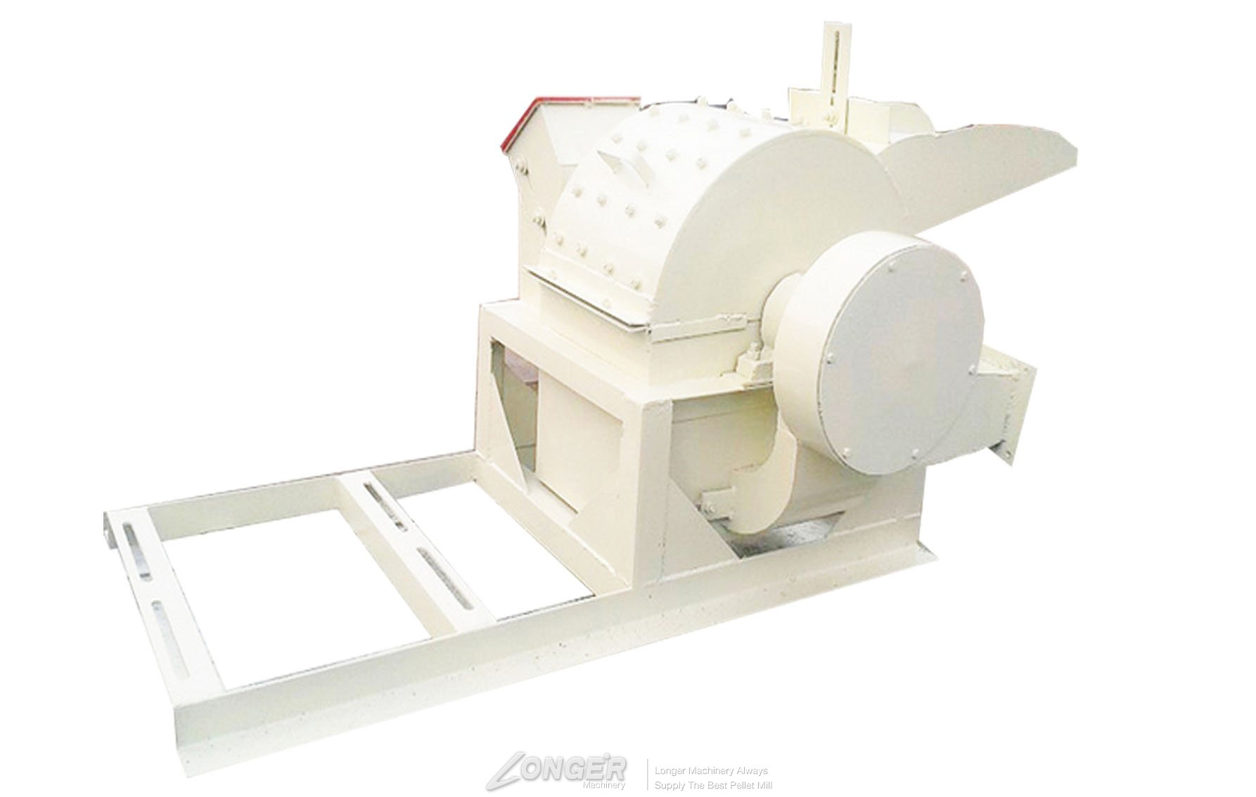 Wood Crushing Machine