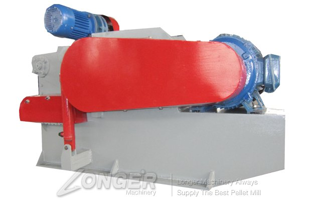 Wood Drum Chipper Shredder LGBX213