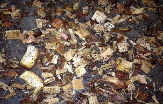 Wood Drum Chipper Shredder LGBX213