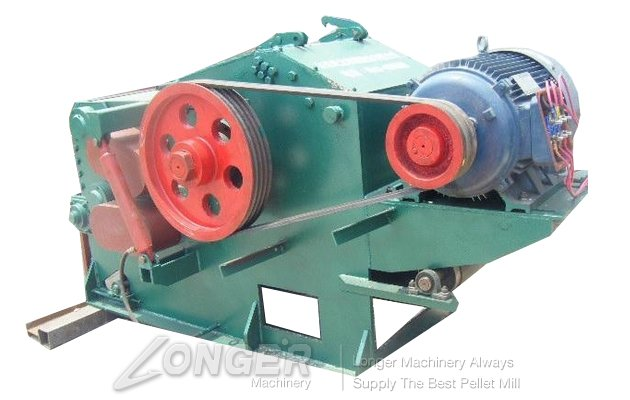 Wood Drum Chipper Shredder LGBX215