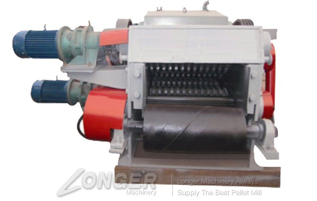 Commercial Wood Drum Chipper Shredder LGBX216