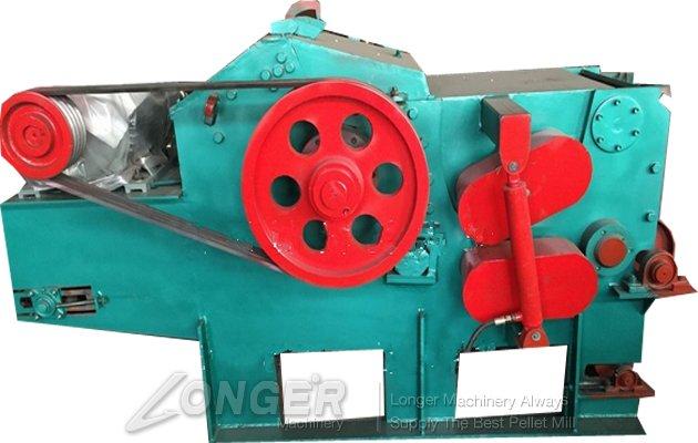 Commercial Wood Drum Chipper Shredder LGBX216