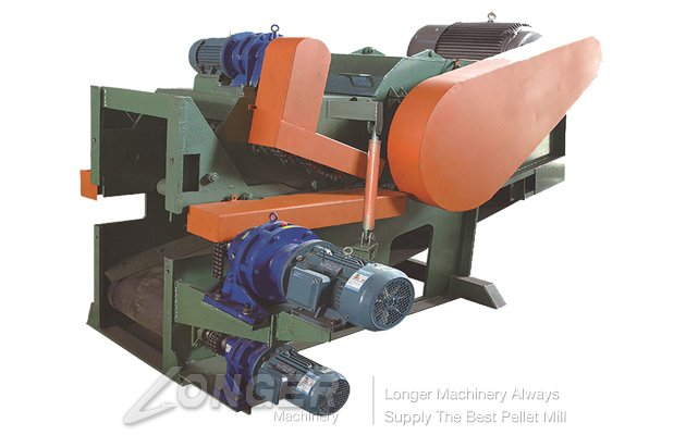 Drum Wood Chipper LGBX218