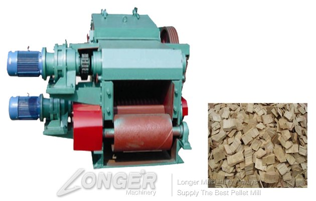 Drum Wood Chipper Shredder LGBX216A