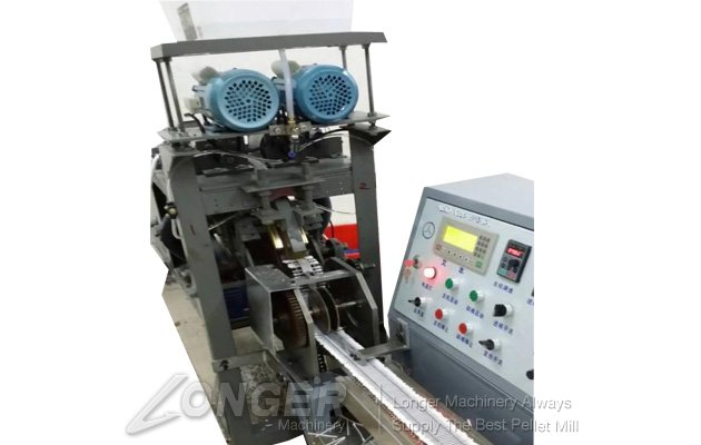 Automatic Cotton Bud Making and Packing Line LGC-800