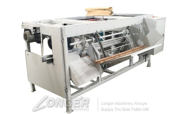 Circular Rod Tooth-discharging Cutting and Rounding Machine