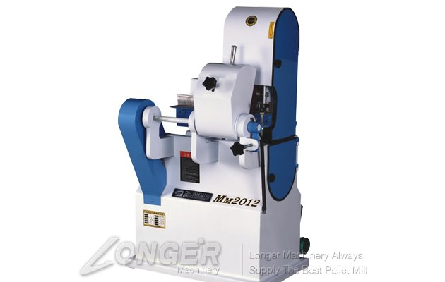 Single Belt Wood Round Rod Sanding Machine