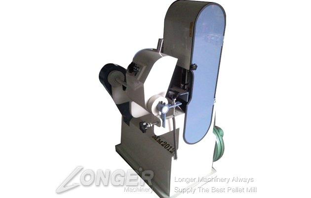Single Belt Wood Round Rod Sanding Machine