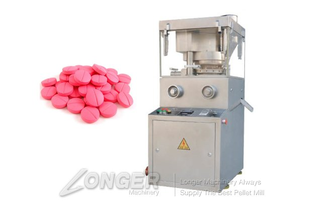 Rotary Tablet Press|Pill Press LG-19