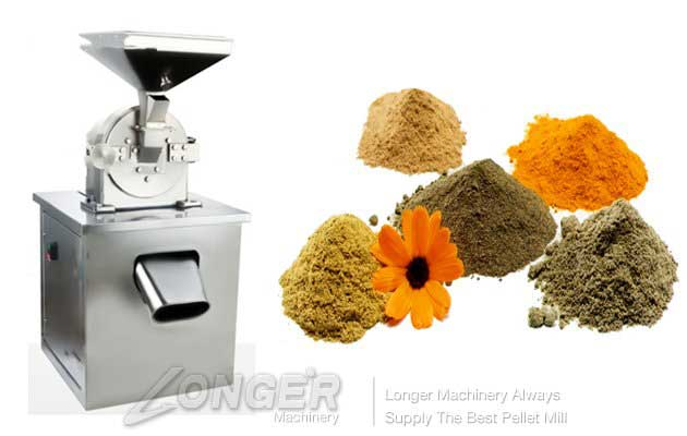 Stainless Steel Multi-functional Grinding Machine For Power