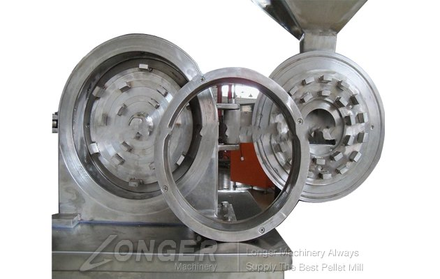Stainless Steel Multi-functional Grinding Machine