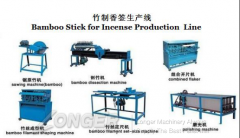 Bamboo Stick|Incense Sticks Production Line
