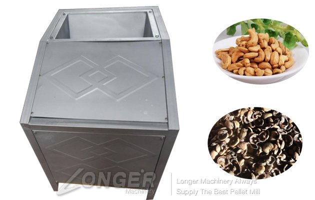 2016 New Design Cashew Nut Shelling Machine High Quality