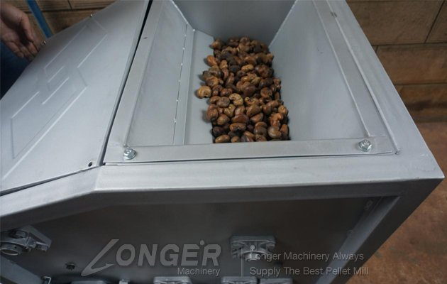 2016 New Design Cashew Nut Shelling Machine High Quality