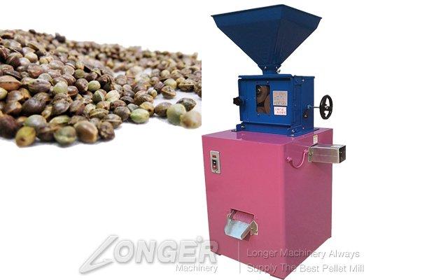 Hemp Seed Shelling Machine