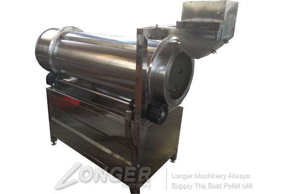 Single-Drum Flavoring Machine