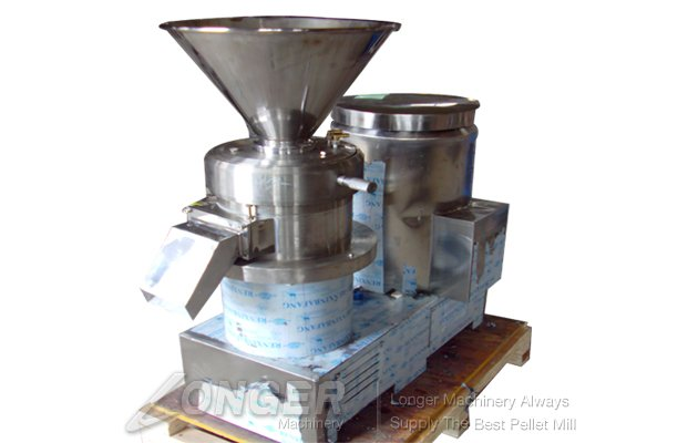 Nut grinding machine