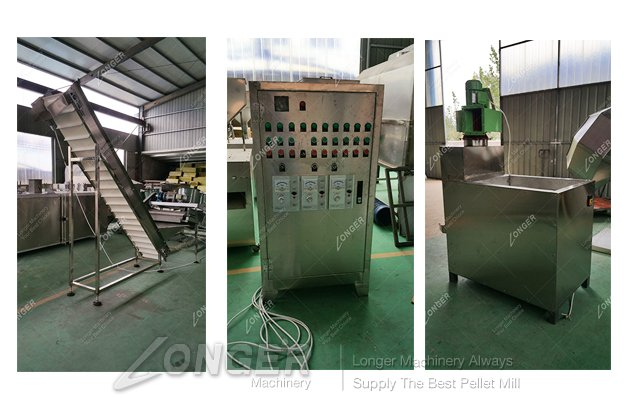sunflower seed processing machine
