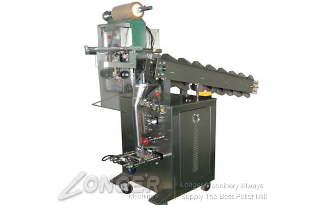 Particle Packing Machine