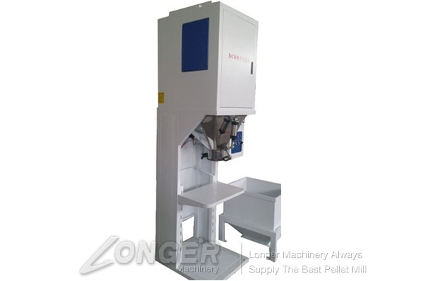 animal feed filling machine