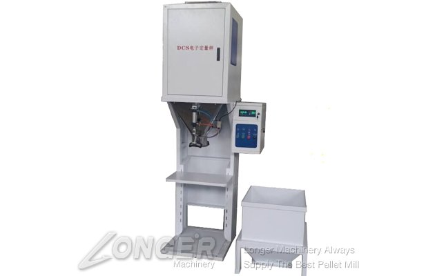 pet feed filling machine