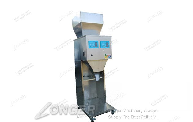particle packaging machine