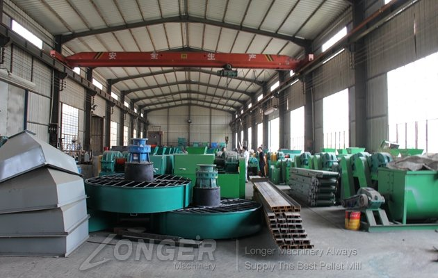 Fertilizer Disk Granulator machine